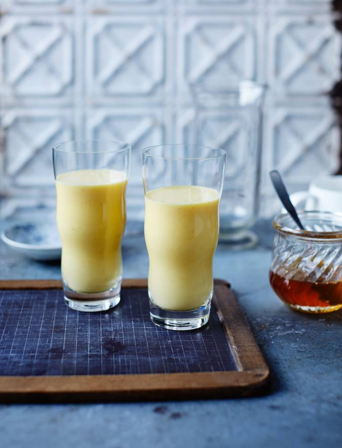 Recipe: Passion fruit and turmeric smoothie