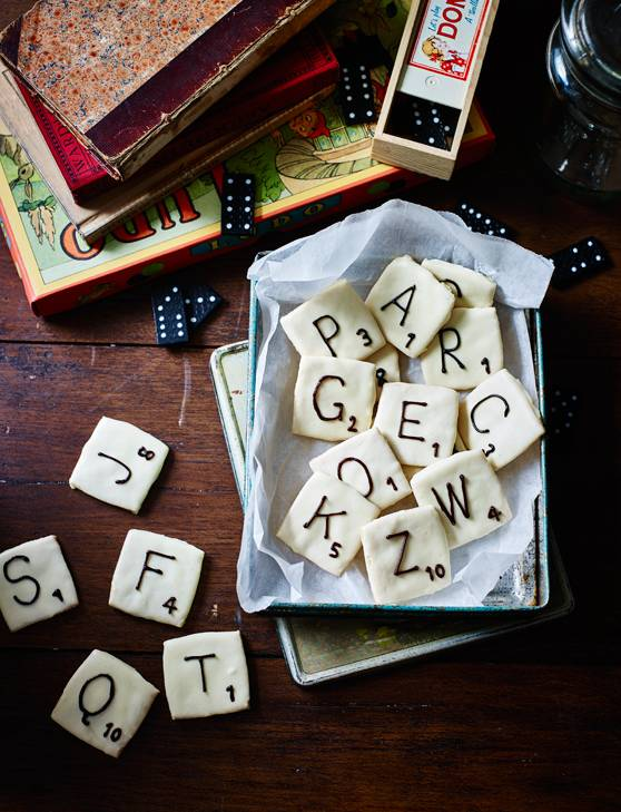 Recipe: Board game biscuits