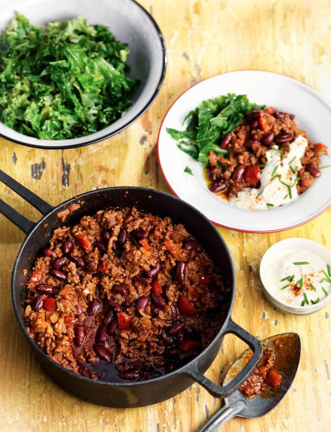 Recipe: The real deal chilli con carne