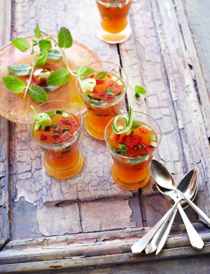 Recipe: Pimm's jellies