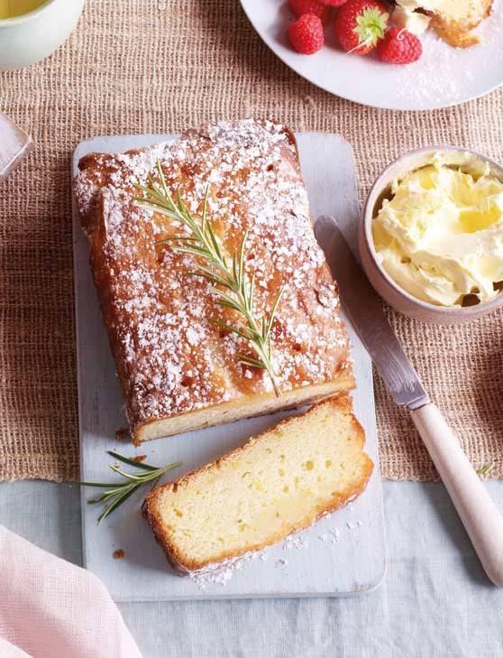 Orange Loaf Cake Uk
