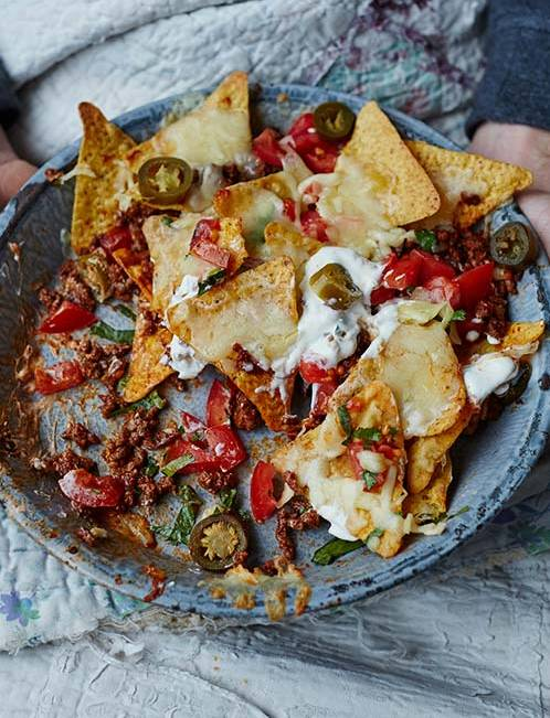 Recipe: Best-ever sharing nachos