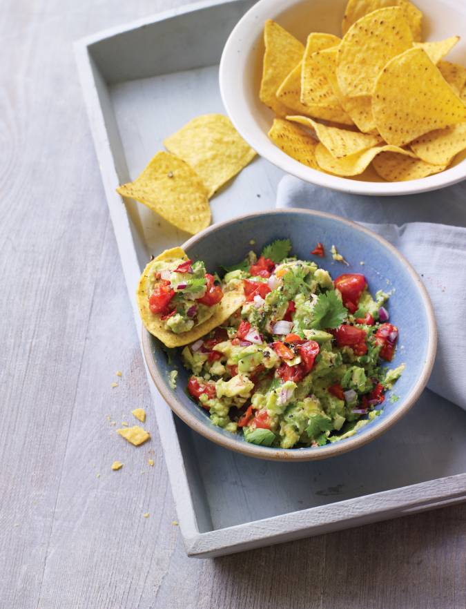 Recipe: Best-ever guacamole