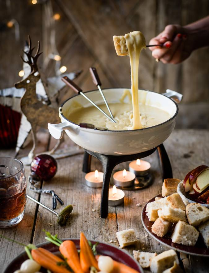Recipe: Beer fondue