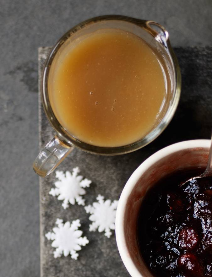 Recipe: Get-ahead gravy