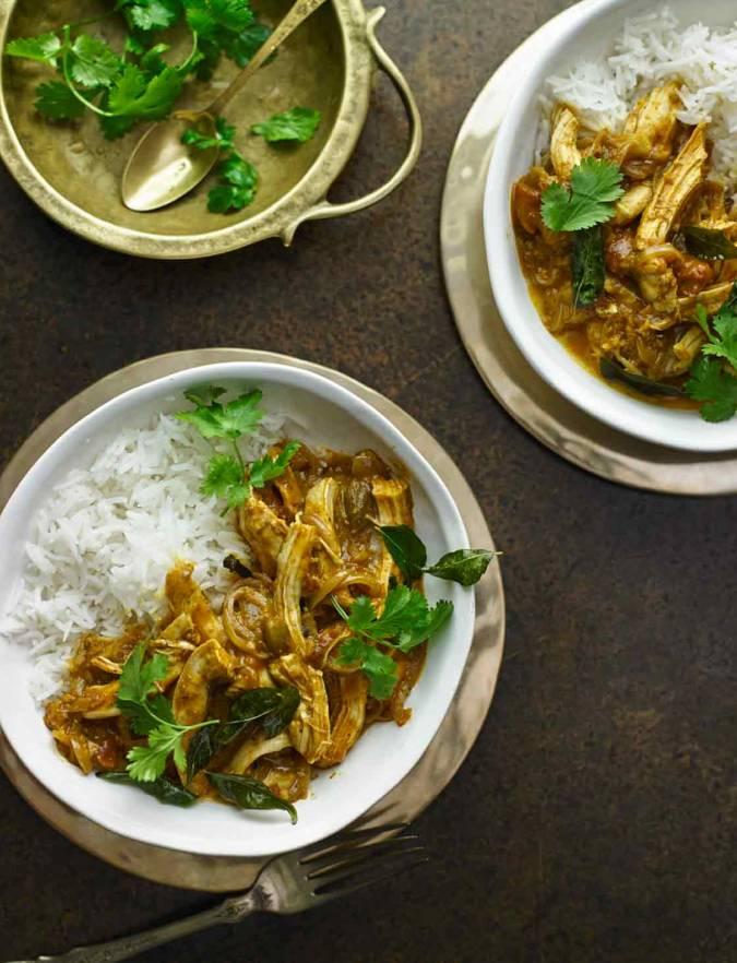 Sri Lankan Turkey Curry