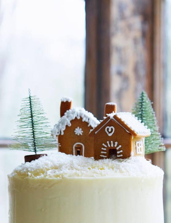 Mini Gingerbread Houses Sainsbury S Magazine