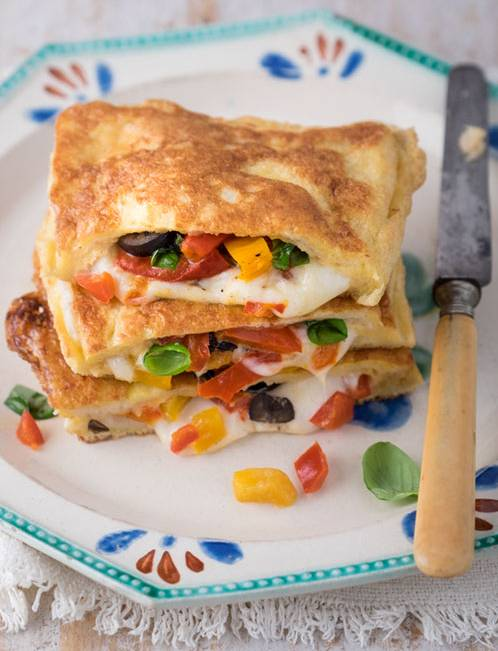 Recipe: Mozzarella in carrozza