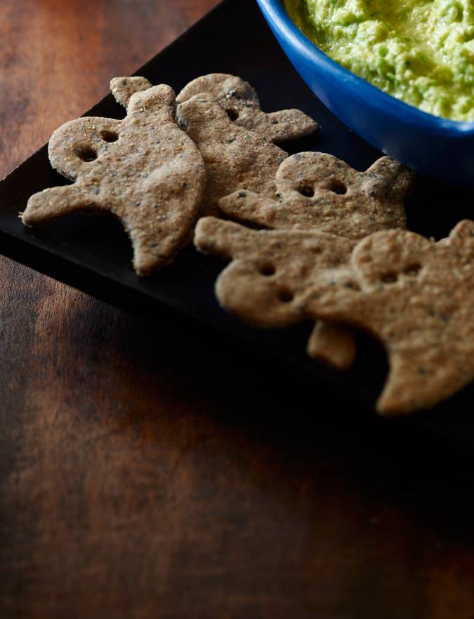 Recipe: Creepy crackers