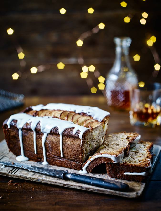 Recipe: Hot toddy drizzle cake