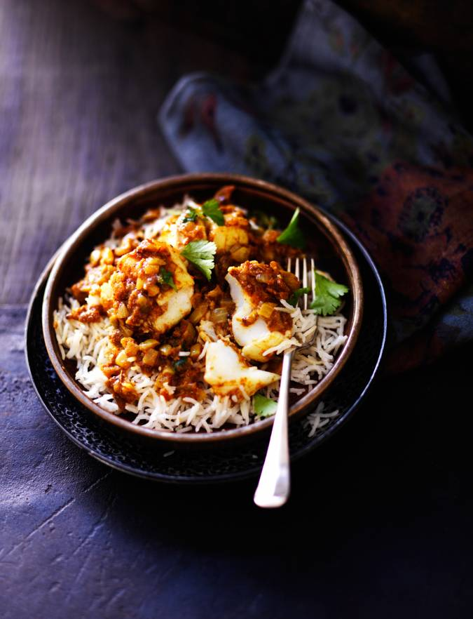 Recipe: Fish curry