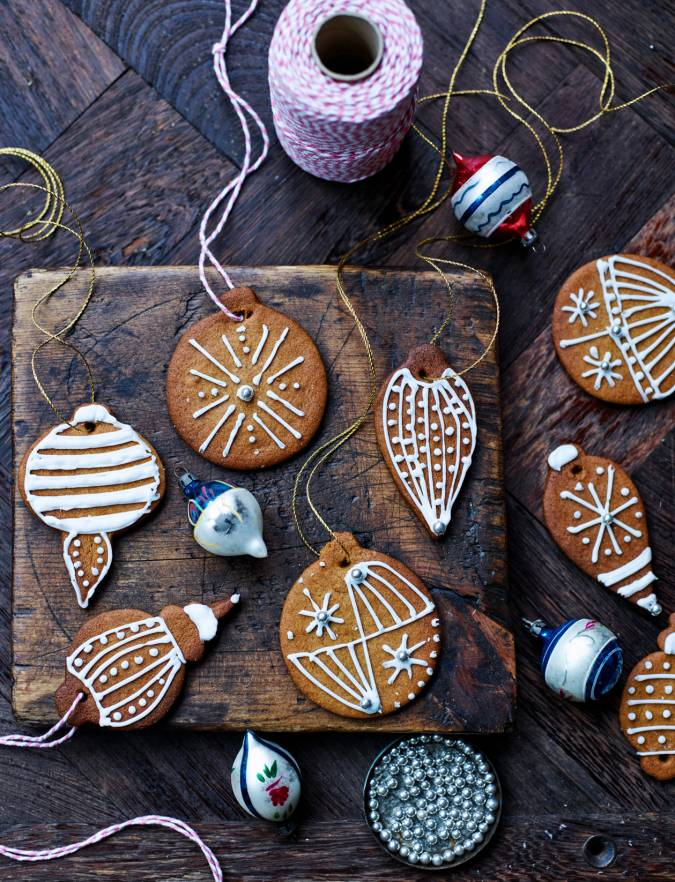 recipe gingerbread christmas tree decorations - Gingerbread Christmas Tree Decorations