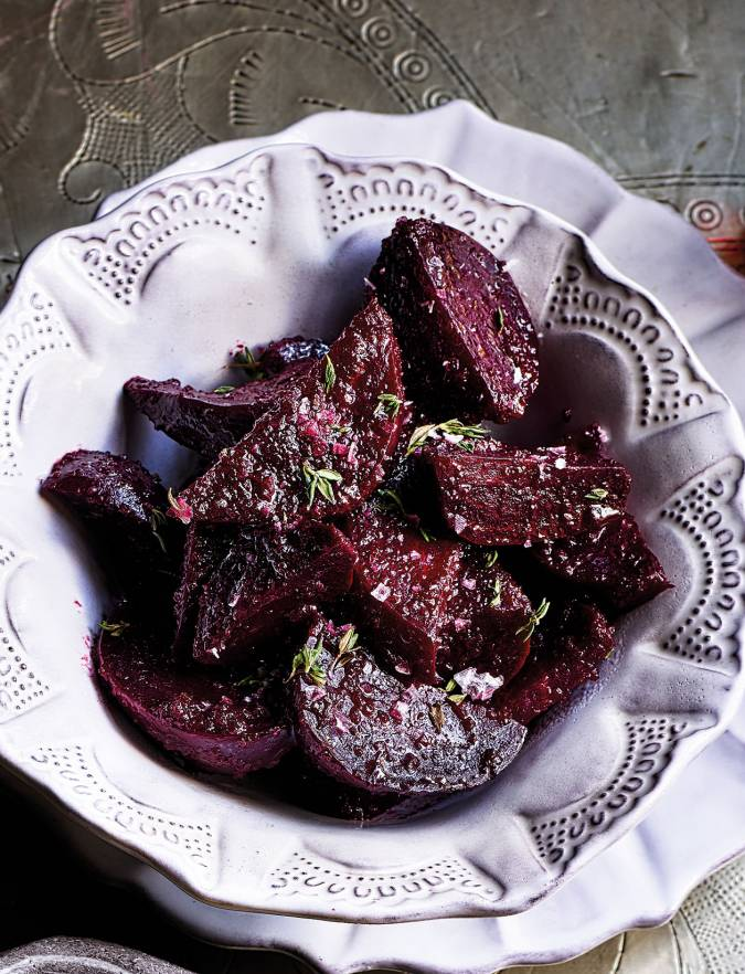Recipe: Mulled and spiced beetroot