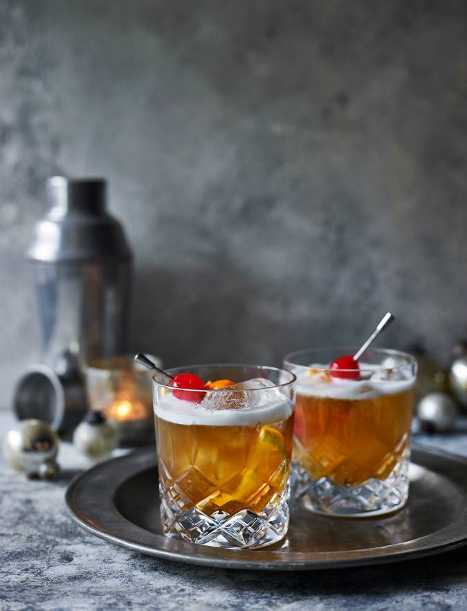 Recipe: Amaretto Sour