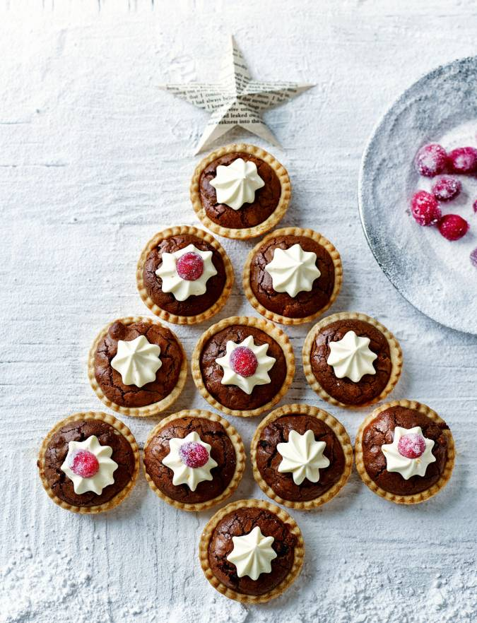Recipe: Brownie mince pies