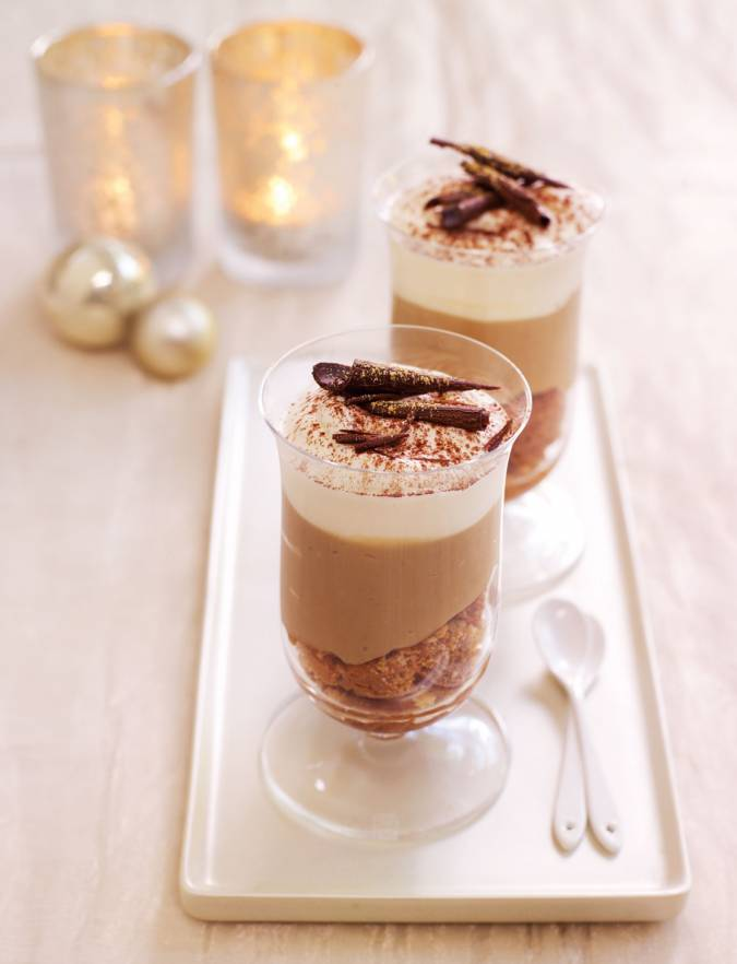 Recipe: Cappuccino trifles