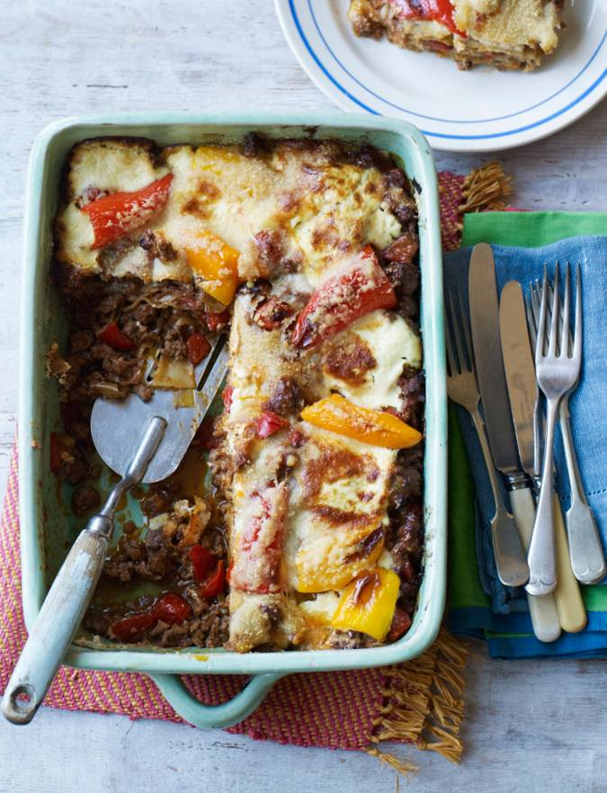Recipe: Lasagne