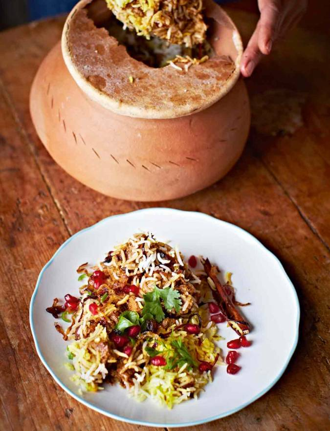 Recipe: The perfect lamb biryani