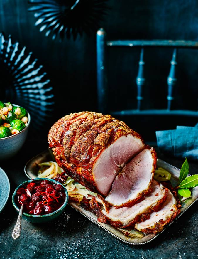 Recipe: Spiced ham