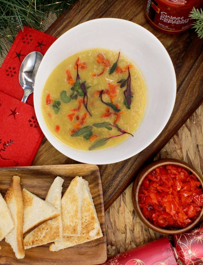 Recipe: Boxing Day soup