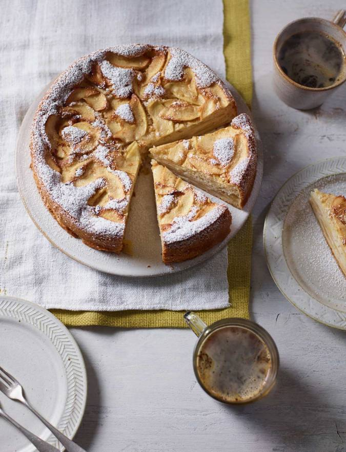 Recipe: Apple cloud cake
