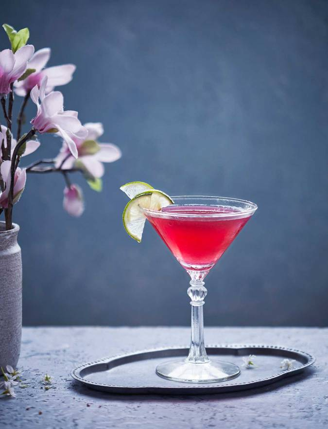 Cosmopolitan Cocktail Recipe Sainsbury S Magazine