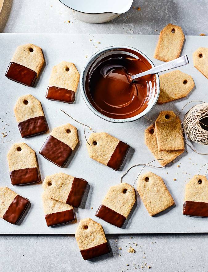 Recipe: Chai tea bag biscuits