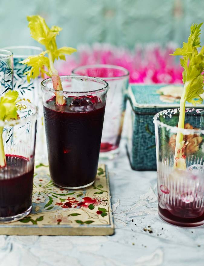 Recipe: Beetroot 'Bloody Mary'