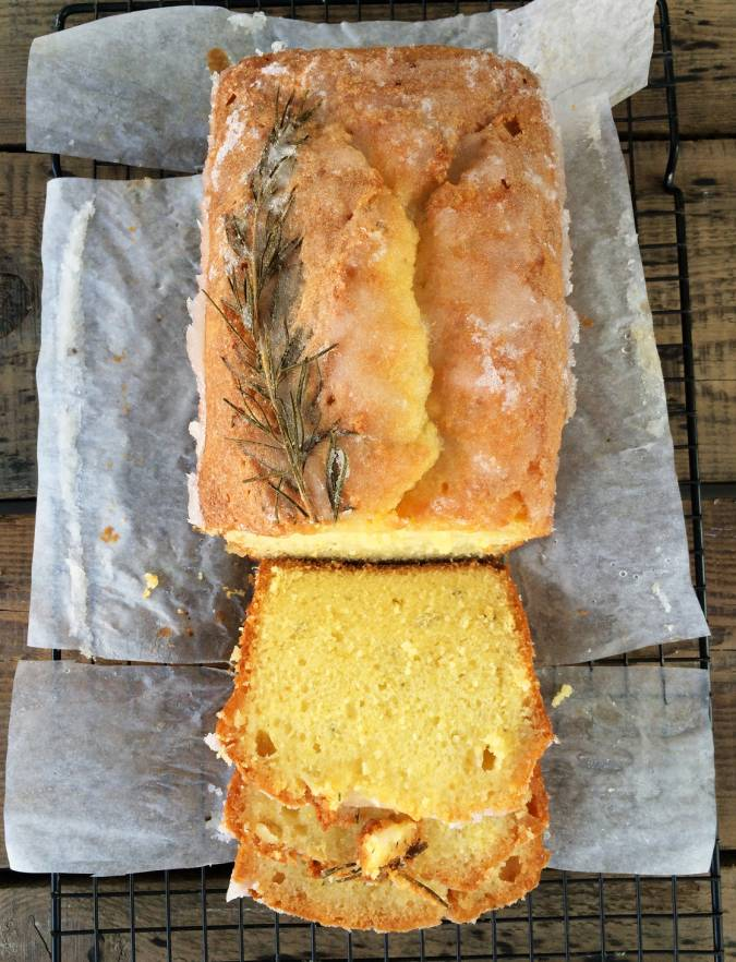 Recipe: Gin and lemon drizzle cake