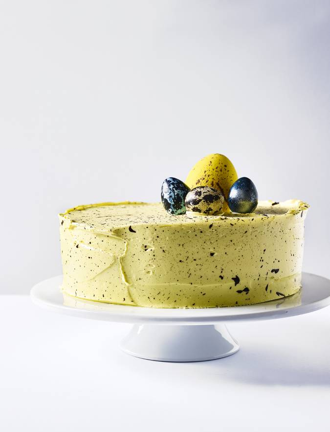 Recipe: Lemon-drop cake