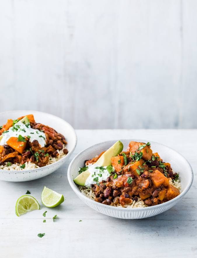 Recipe: Ultimate veggie chilli
