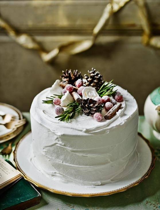 Alpine Cake Sainsbury S Magazine
