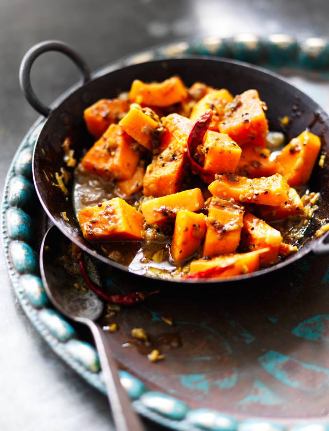 Recipe: Spiced butternut squash