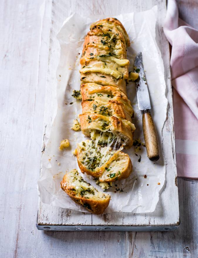 Recipe: Best-ever garlic bread