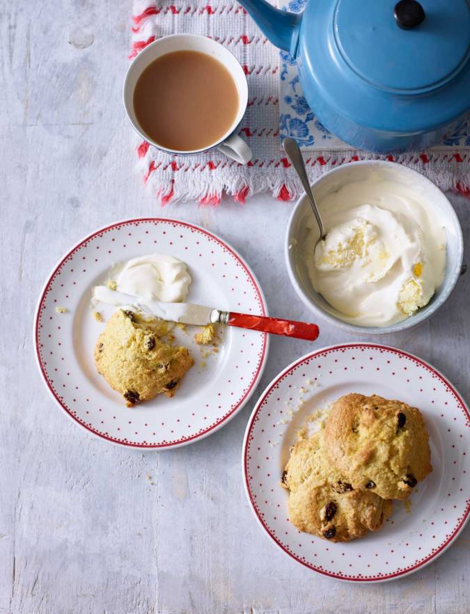 Recipe: Cornish rock cakes