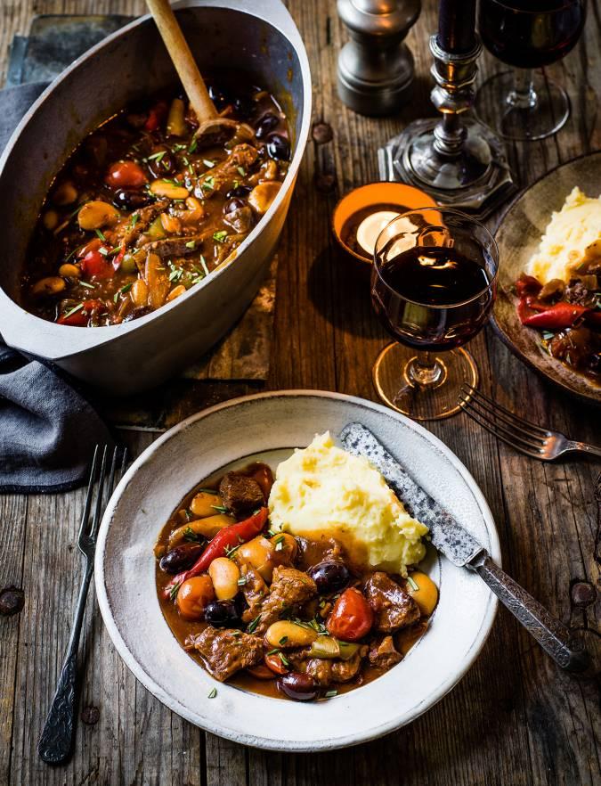 Recipe: Mediterranean beef stew