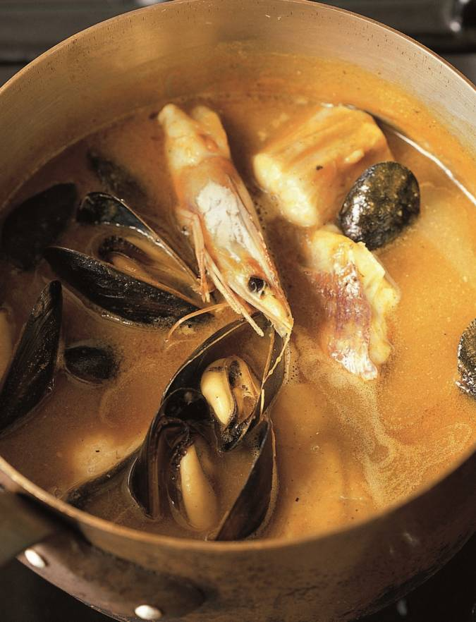 Recipe: Catalan fish stew