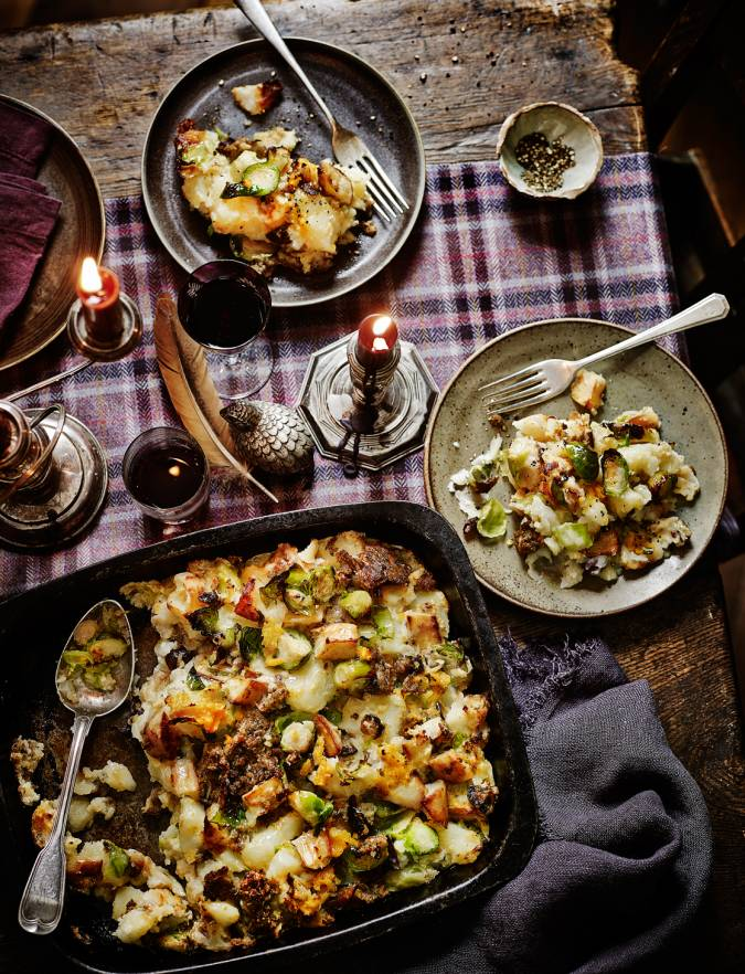 Recipe: Boxing Day bubble and squeak