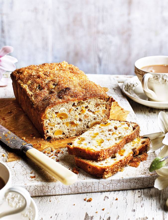Recipe: Lady Grey tea loaf