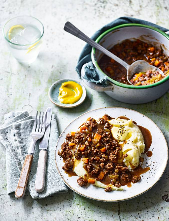 Recipe: Minced beef & tatties