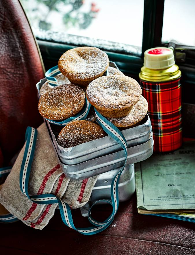 Recipe: Cookie-cup mince pies