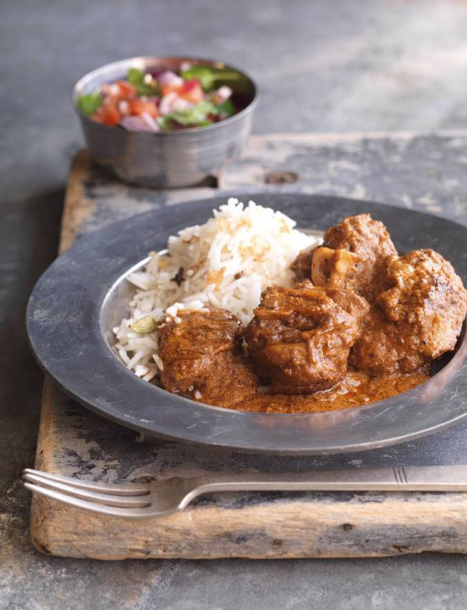 Recipe: Lamb rogan josh