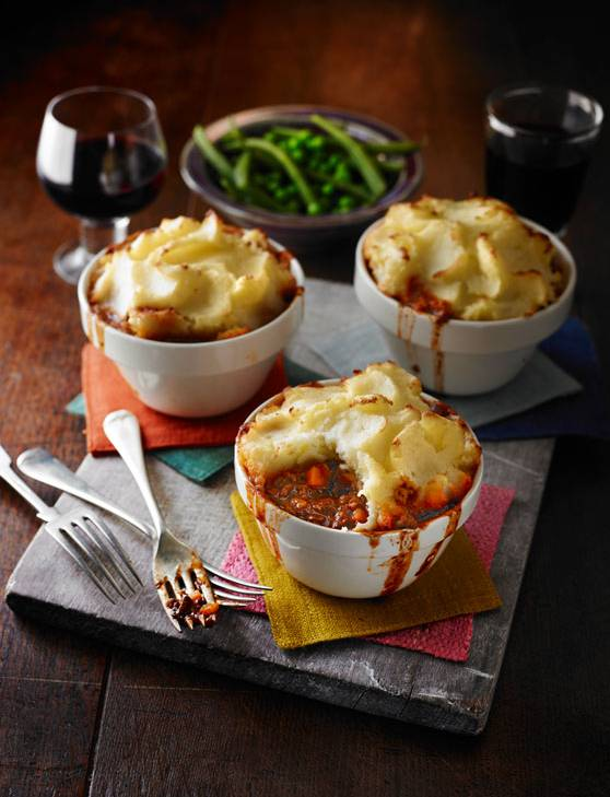 Recipe: The Ivy Shepherd's Pie