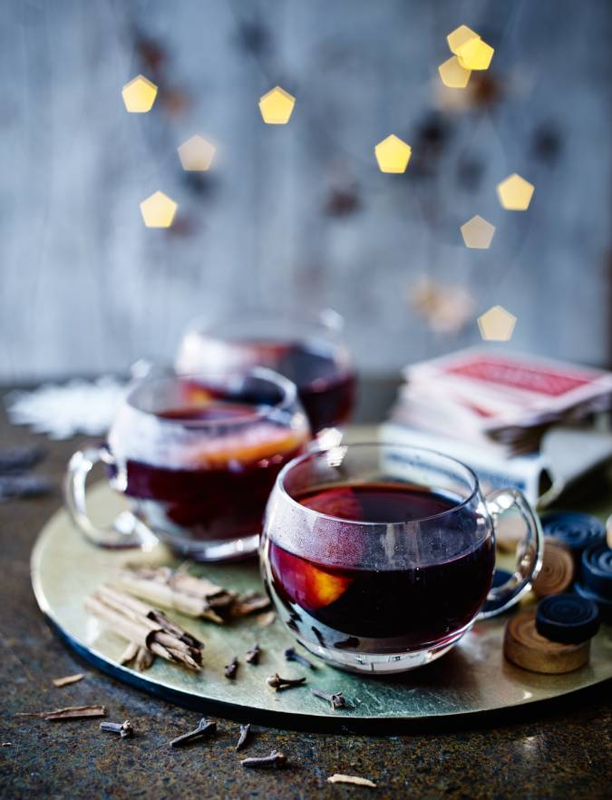 Recipe: Traditional mulled wine
