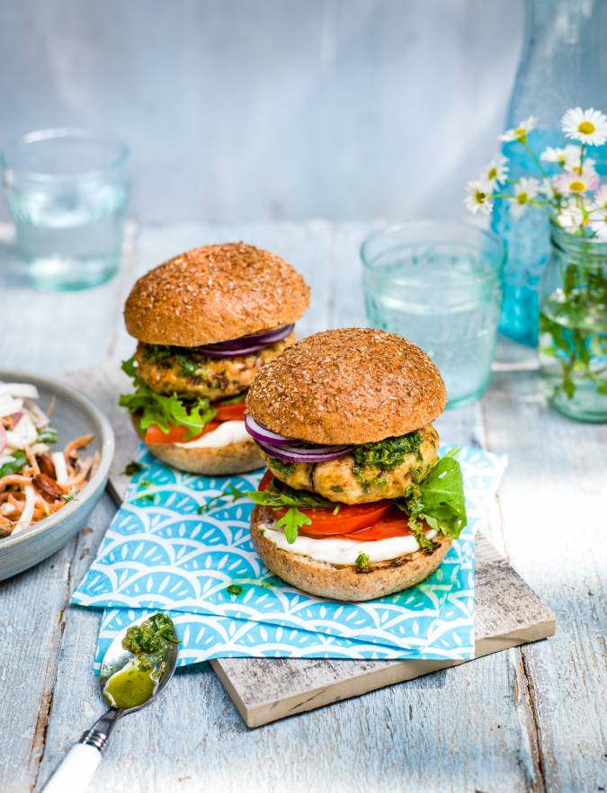 /Herby-chicken-burgers-with-salsa-verde