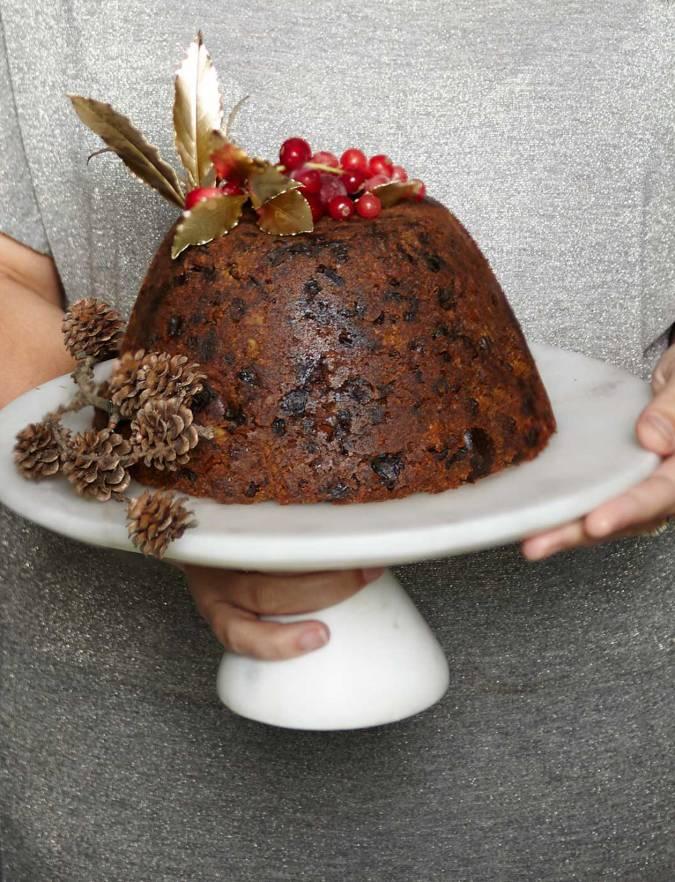 Christmas Pudding.The Ultimate Christmas Pudding