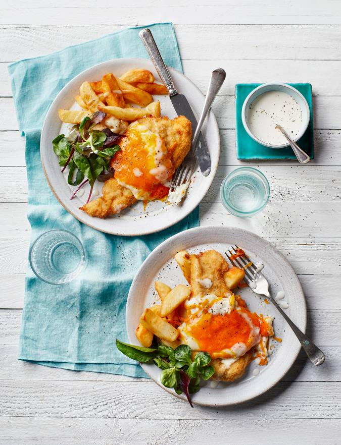 Recipe: Chicken parmo