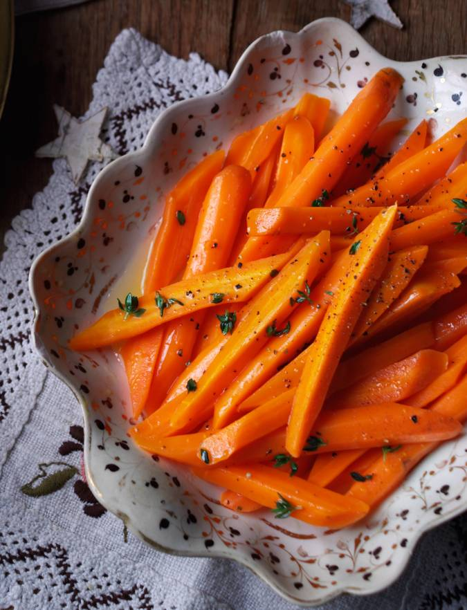 Recipe: Buttery carrots