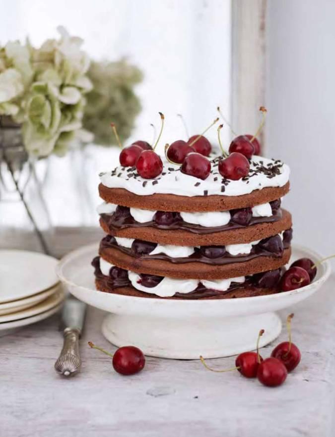 Phil Vickery Gluten Free Christmas Cake