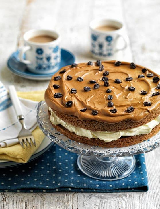 Recipe: Classic coffee cake